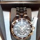 Sector ocean master black dial