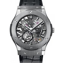 Hublot Classic Fusion 42 Mm Ultra-thin Skeleton