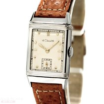 Jaeger-LeCoultre Vintage Reverso Man Size Stainless Steel Bj-1950