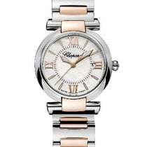 Chopard IMPERIALE 28 mm Watch 18k Rose Gold Stainless Steel
