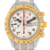 Omega Speedmaster Steel Yellow Gold Automatic Watch 3313.33.00