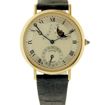 Breguet Automatic Wristwatch with Moon Phase