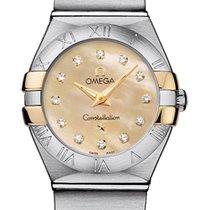 Omega Constellation Brushed 24mm 123.20.24.60.57.002