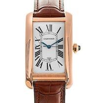 Cartier Watch Tank Americaine W2609156