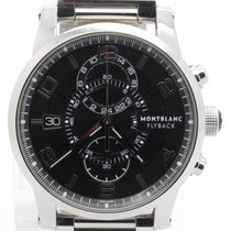 Montblanc Timewalker Twinfly  Chronograph 43mm Men's Ref...