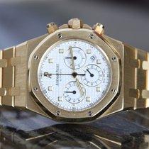 Audemars Piguet 39mm Royal Oak Chronograph Yellow Gold