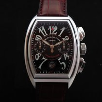 Franck Muller Conquistador Steel Automatic Chronograph