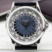 Patek Philippe 5110P-001 World Time Platinum (24869)