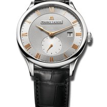 Maurice Lacroix Masterpiece Tradition Petite Seconde MP6907-SS...