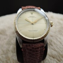 "Rolex OYSTER PERPETUAL 1038 ""Zephyr"" Original Gold Dial"