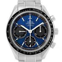 Omega Speedmaster Racing Blue Dial Watch 326.30.40.50.03.001...