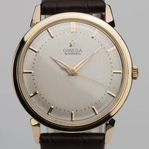 Omega Gents 14K solid gold dress watch Trésor