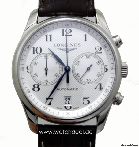 Longines Master Collection  NEU incl MWST mit Box+Papieren