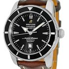 """Breitling """"SuperOcean Heritage 46"""" Automatic Strapwatch."""