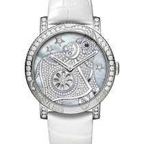 Boucheron Crazy Jungle Hathi in White Gold with Diamonds