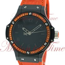 "Hublot Big Bang 38mm Tutti Frutti ""Orange"", Black..."