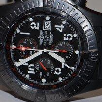 Breitling Super Avenger Black Steel Limited Chrono-3000 Worldwide