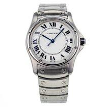 Cartier Santos Ronde 30mm  Stainless Steel Quartz Watch 1561