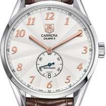 TAG Heuer Carrera Calibre 6 Heritage Automatic 39 WAS2112.FC6181