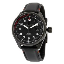 Hamilton Men's H76695733 Khaki Takeoff Air Zermatt Automatic