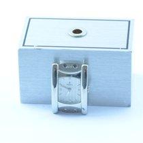 Ebel Beluga Manschette Damen Uhr 25mm Quartz Stahl/stahl Ohne...