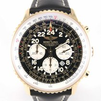 Breitling Cosmonaute K22322 with box and COSC paper