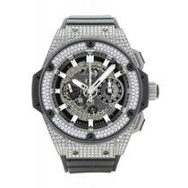 Hublot King Power Unico Diamants - Ref 701.NX.0170.RX