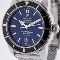Breitling SUPEROCEAN AUTOMATIC - SERVICED 2 YEAR FELDMAR WATCH...