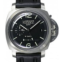 Panerai Luminor 1950 8 Days GMT Stainless Steel 44mm PAM00233