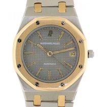 Audemars Piguet Royal Oak Ba4100 Steel, Yellow Gold, 34mm