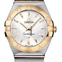 Omega Constellation Brushed