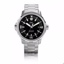 IWC Aquatimer Automatic 42mm Stainless Steel iw329002 Black...