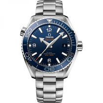 Omega Seamaster Planet Ocean  Steel Mens watch 215.30.44.21.03...