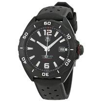 TAG Heuer Formula 1 Automatic Black Dial Mens Watch WAZ2115FT8023