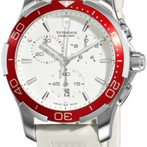 Victorinox Swiss Army Alliance Sport Chronograph Steel Womens...