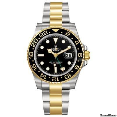 Rolex GMT II ACCIAIO ORO GIALLO