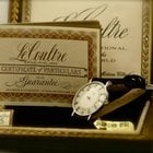 """Jaeger-LeCoultre """"Galaxy"""" Misterioso in Oro Bianco 14 kt"""