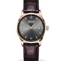 Union Glashütte Noramis 18k Rosegold Limited