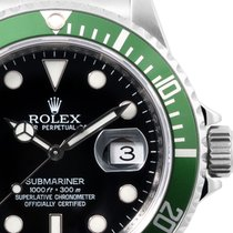 "Rolex Submariner ""50th Anniversary""  - Scrambled Serial"