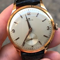 Zenith Vintage 35 mm Oro Gold plexy stellina star