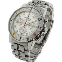 Corum Admiral''s Cup 44 Chronograph Automatic in Steel