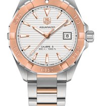 TAG Heuer AQUARACER 300M CALIBRE 5 40,5MM ROSE GOLD EDITION
