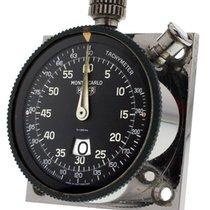 Heuer Vintage Monte Carlo Dashboard Clock