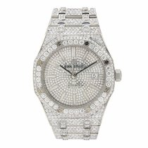 Audemars Piguet Royal Oak Automatic 41 MM Diamonds