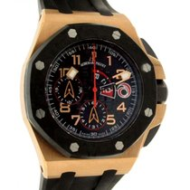 Audemars Piguet Alinghi Team 26062or.oo.a002ca.01 In Oro Rosa...