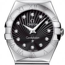 Omega Constellation Women's Watch 123.10.27.60.51.002