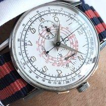 Omega Perfect 38mm Omega Oversize Jumbo Vintage chronograph...