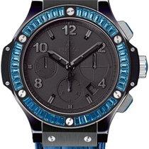 Hublot [NEW] Big Bang Black Tutti Frutti Blue 341.CL.1110.LR.1907