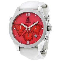 Jacob & Co. . Jacob and Co. Automatic Chronograph Red Dial...