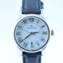 Maurice Lacroix Miros Damen Uhr 28mm Neue Version Stahl/stahl...